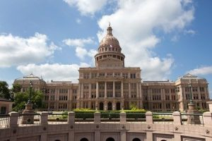 Austin TX State Capitol Building